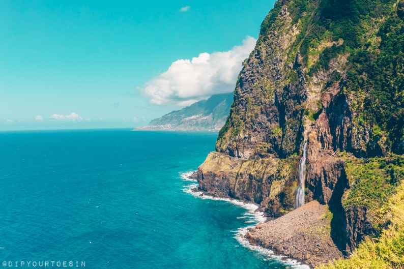 Waterfalls in Madeira | North West Jeep Safari with Green Devil Safari