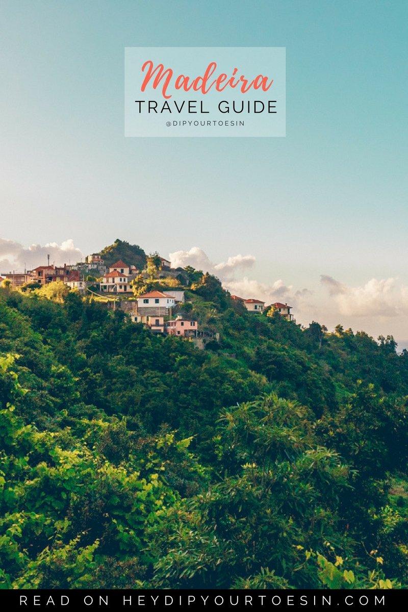 Travel Guide: Get ready to explore Madeira, Portugal: A World Leading Island Destination