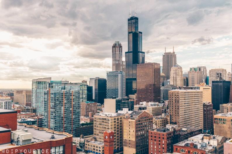 Chicago's architecture | Hancock Tower