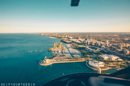 Chicago Helicopter Experience | Downtown Architecture and Skyline