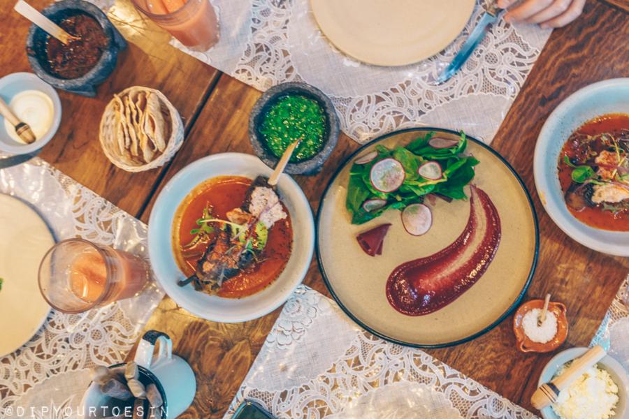 Fonda Fina   Mexico City   The City with the World's Best Tacos