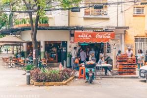 """Tacos """"Hola"""" el Güero, Condesa, Mexico City"""
