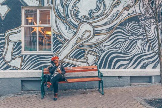 Travel Reykjavik Iceland, Street Art