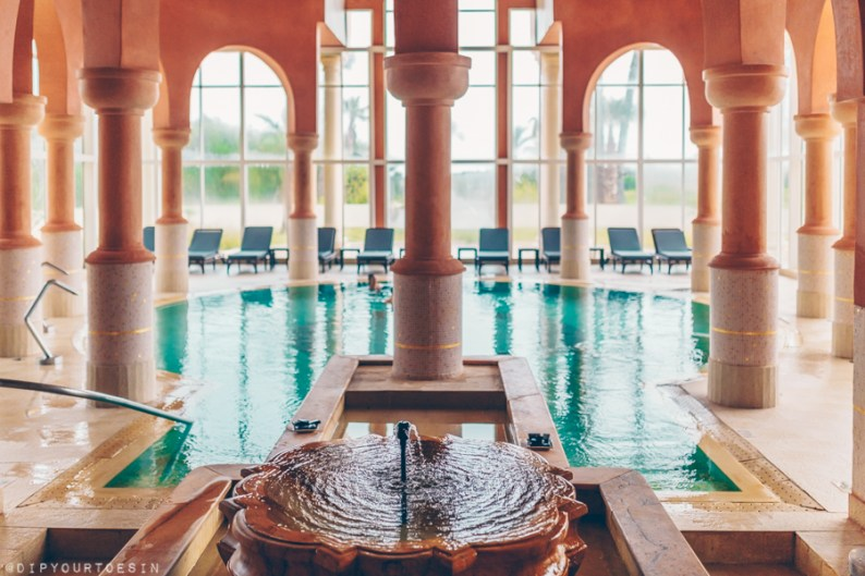 Spa & Thalasso, The Residence Tunis by Cenizaro | Luxury Travel | Tunisia