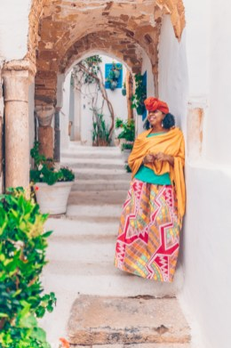 Doors at Sidi Bou Said, Tunis