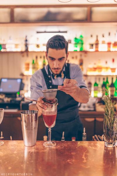 Cocktails in St Helier | Jersey The Island Break | Diogo Freitas