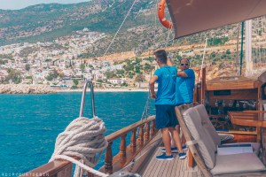 Exploring SW Turkey onboard the Nemesis