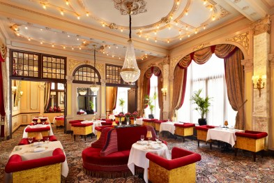 Hotel Des Indes - Restaurant Des Indes
