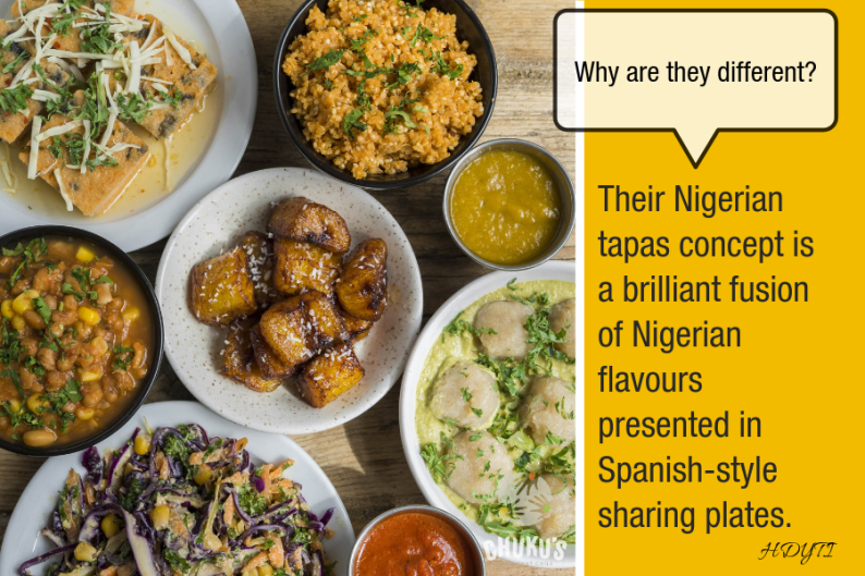 West African Food in London: Five Innovators to Watch in 2019