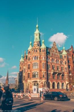 Hamburg photo journal