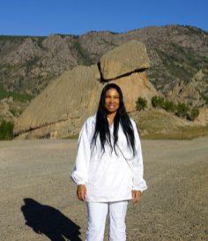 Woni Spotts Mongolia Turtle Rock