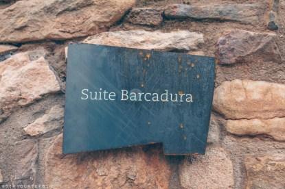 Suite Barcadura in Hotel Mas La Ferreria