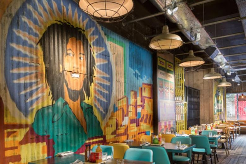 Turtle Bay Brixton | Caribbean food in London