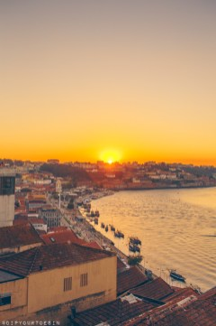 Sunset in Porto | Visit Portugal with TAP Air Portugal