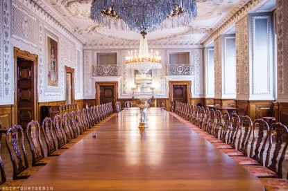 Dining room at Charlottenborg Palace | Visit Copenhagen