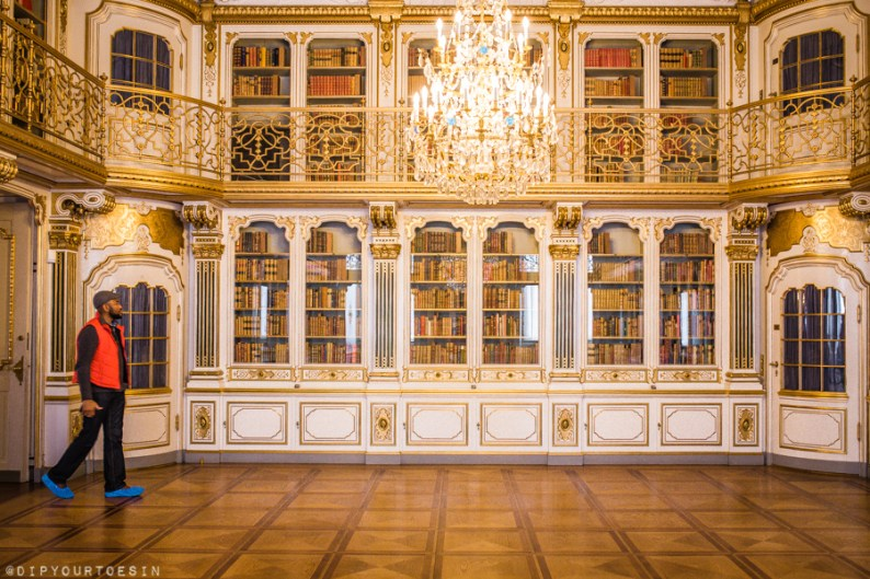 Library at Charlottenborg Palace | Visit Copenhagen