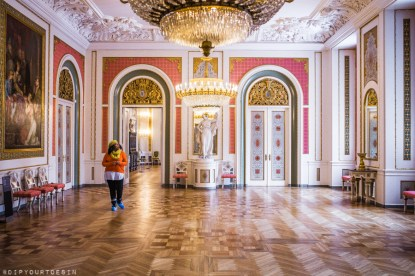 Grand room at Charlottenborg Palace | Visit Copenhagen