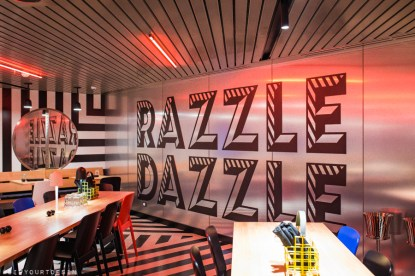Razzle Dazzle - Vegetarian Forward Restaurant on Scarlet Lady by Virgin Voyages