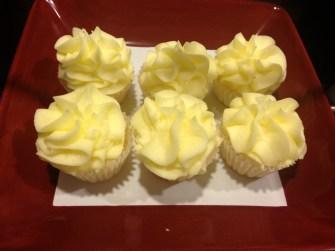 Lemon Cupcakes from Ta Die For Gourmet Cupcakes!