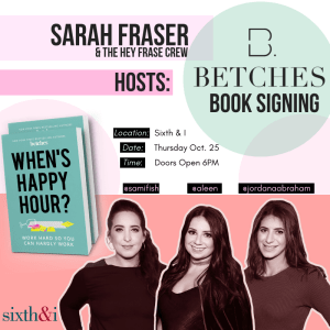 Betches Book Signing Washington, DC
