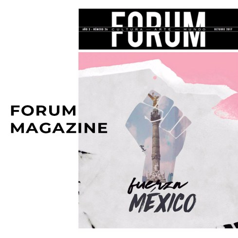 Illustration for digital magazine
