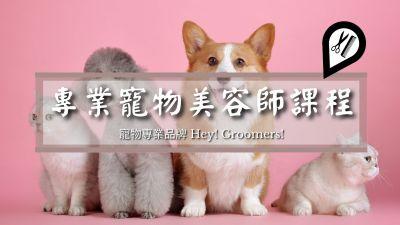 專業寵物美容師課程