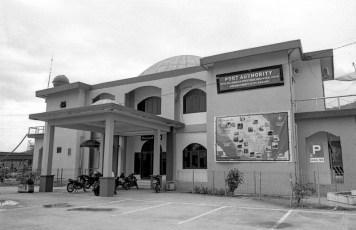Balohan Port Authority office