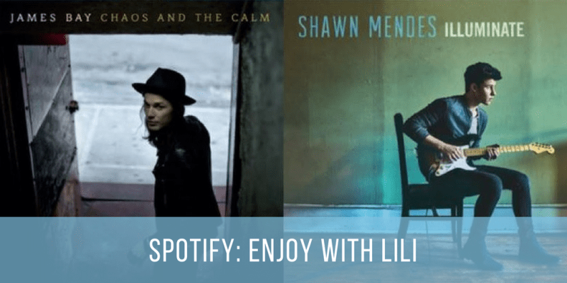 Spotify: Enjoy with Lili