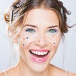 carnaval, makeup, cabelo, glitter, maquiagem