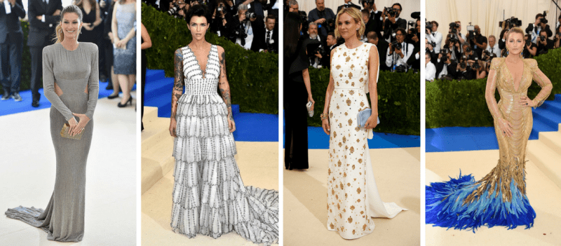 My 10 Favorite Dresses – MET Gala 2017