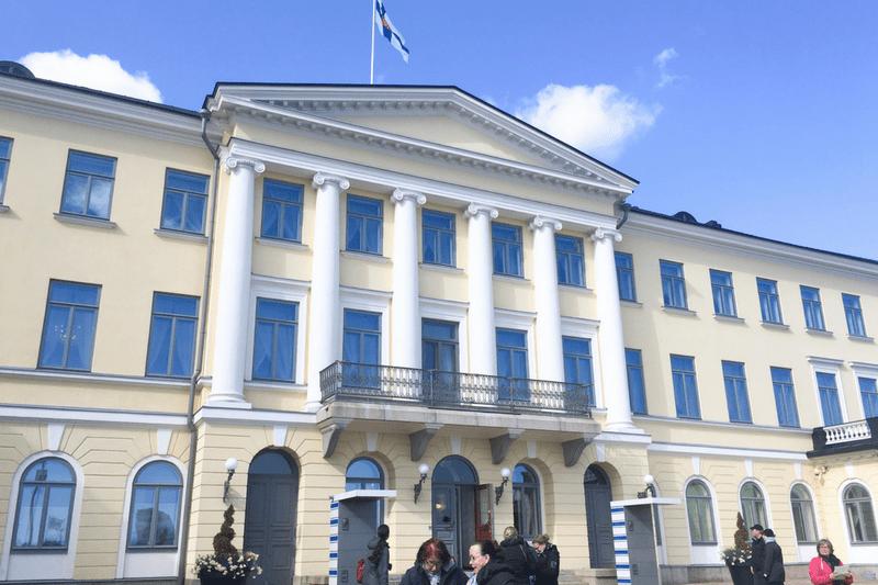 Finland, Helsinki, Presidential Palace in Helsinki, tour, travel, visit finland, Finland 100 years, Suomi 100 vuota, tourist sights, tourism, helsinki sightseeing
