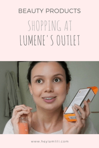 beauty producs, beauty tips, cosmetics, Finland, finnish brand, Lumene, Lumene Outlet, make up, natural beauty products