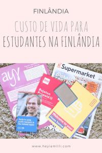 custo de vida para estudantes na Finlândia, brasileiros na Finlândia, custo de vida na Finlândia, quanto custa viver na Finlândia, estudando no exterior, brasileiras pelo mundo