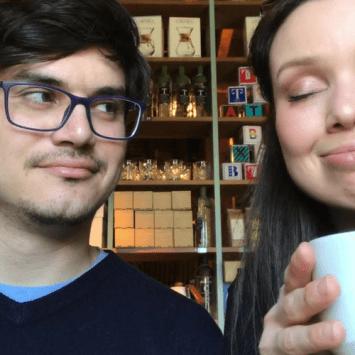 Cafeteria em Helsinki – A Cultura do Café