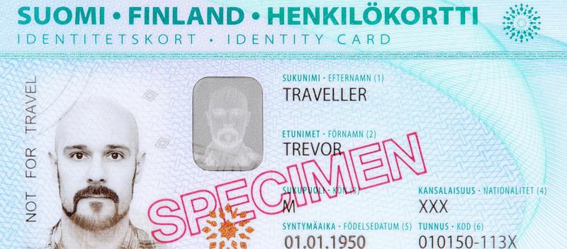 Como Tirar a Carteira de Identidade Finlandesa