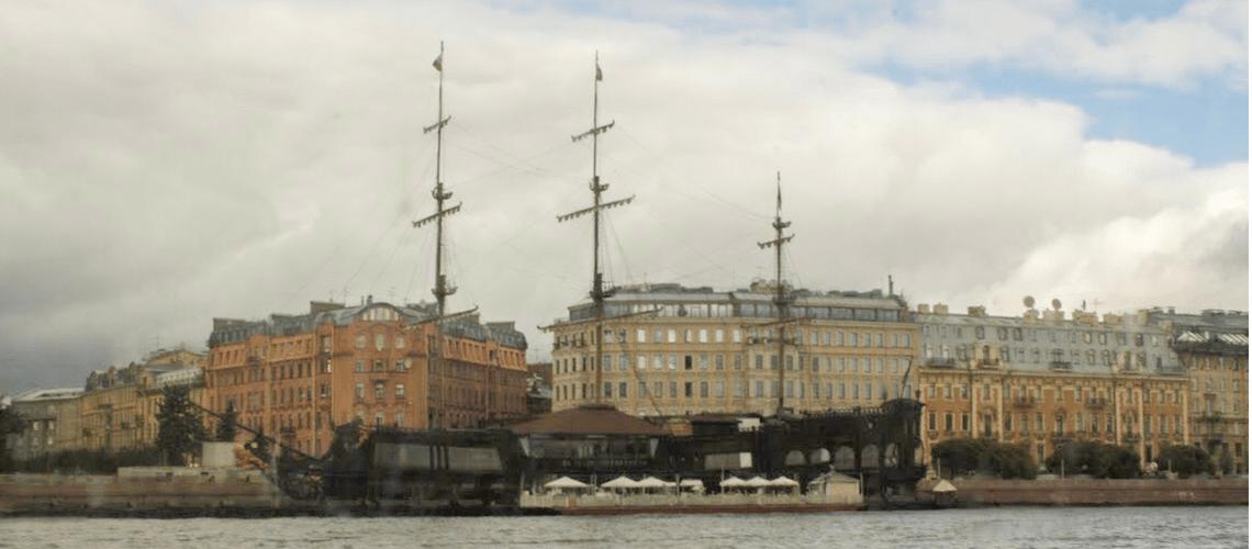 Guia Prático de São Petersburgo
