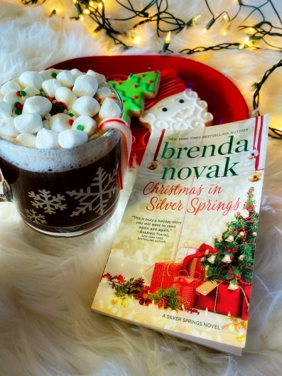 Grab your hot chocolate and curl up with a novel!