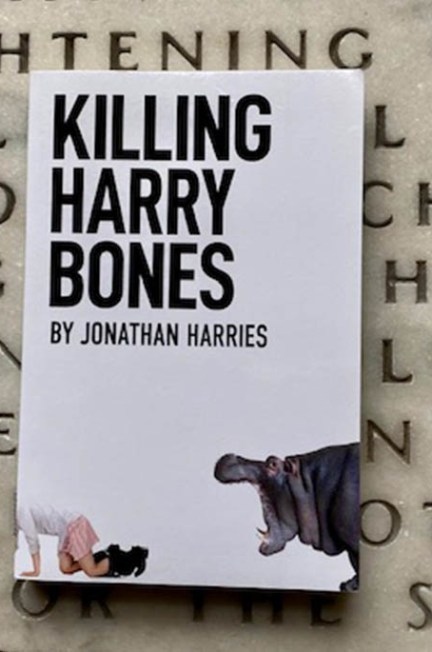 Novel By Jonathan Harries