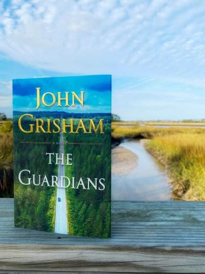 Bestselling novel The Guardians