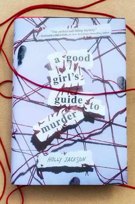 Novel by Holly Jackson