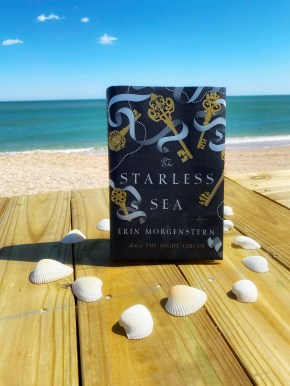 Erin Morgenstern presents The Starless Sea