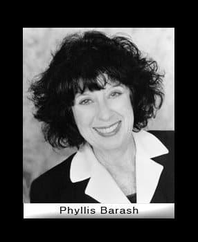 Meet Phyllis Barash