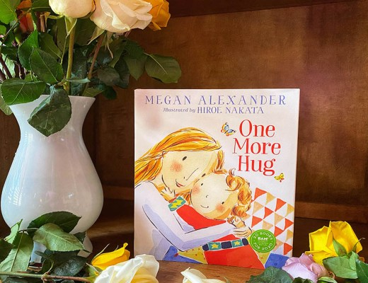 One More Hug by Megan Alexander