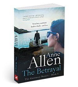The Betrayal by Anne Allen