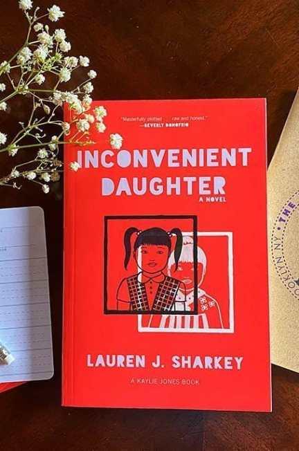 The Inconvenient Daughter by Lauren J. Sharkey