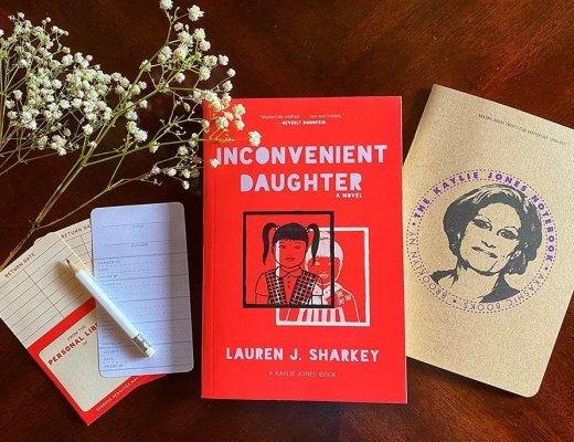 The Inconvenient Daughter by Lauren J. Sharkey