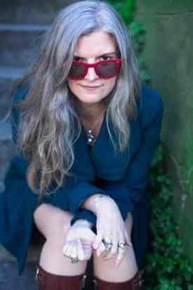 Meet Author Caitlin Myer