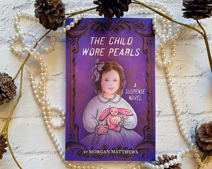 The Child Wore Pearls