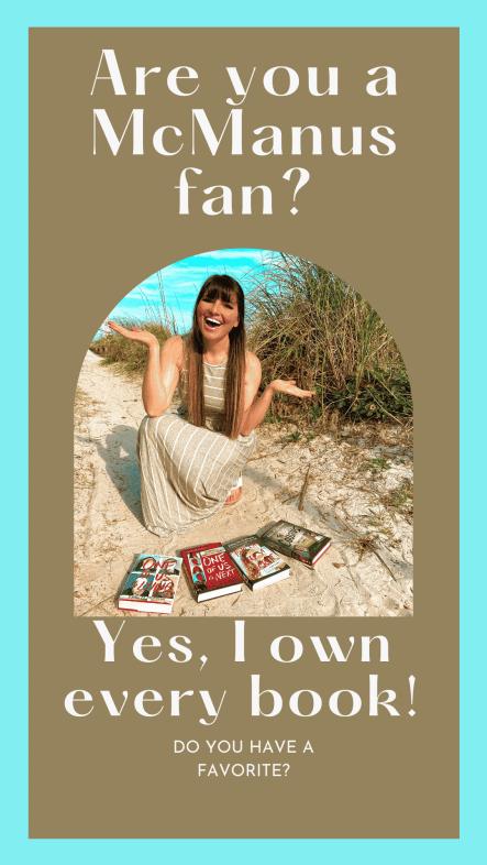 Karen McManus Books to read