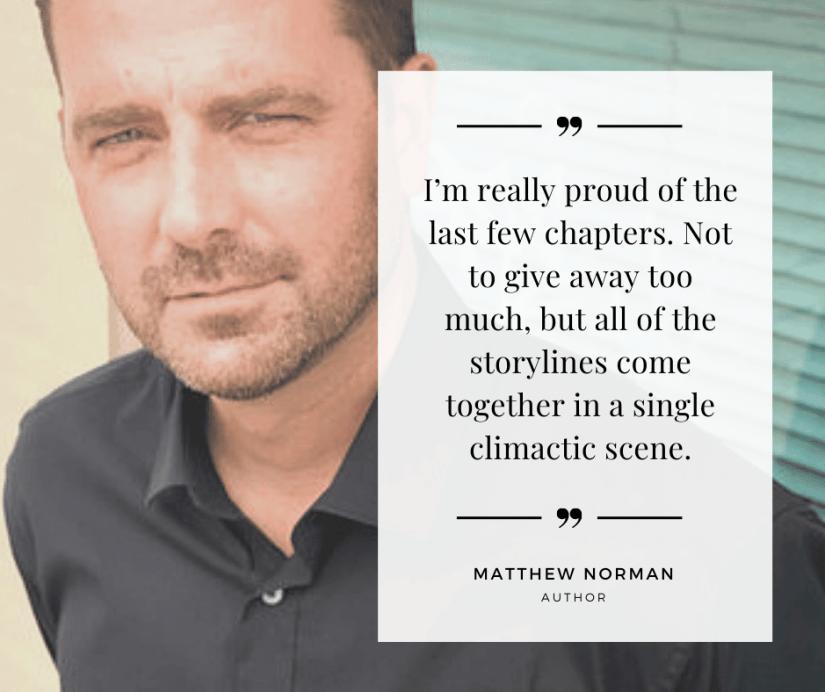 Matthew Norman Author